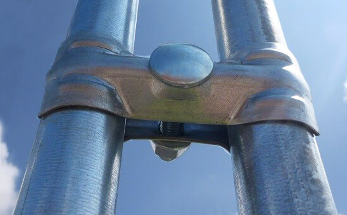 Temporary Fencing - Standard Coupler