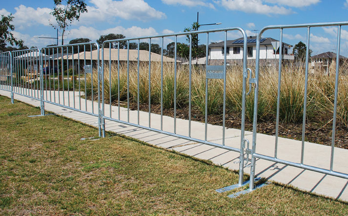 Crowd Control Barriers - Event Fencing